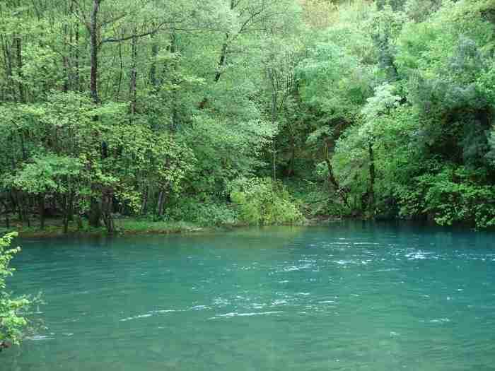 Βοϊδομάτης: Ένας από τους καθαρότερους ποταμούς της Ευρώπης