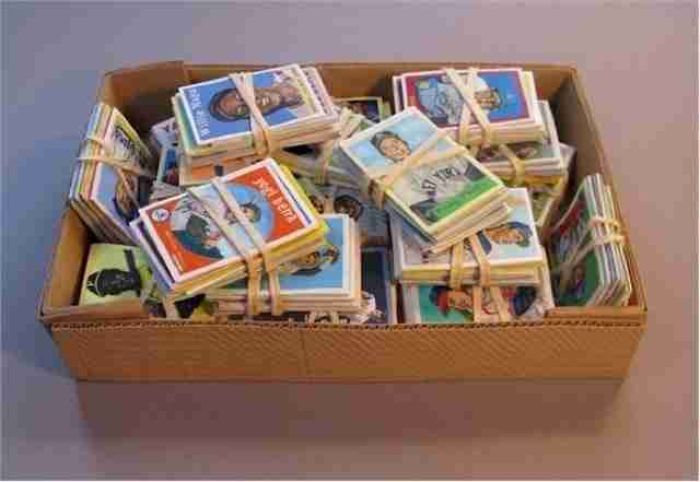 Μοιάζει με ένα κουτί γεμάτο με χρήματα. Αλλά αν προσέξετε καλύτερα θα ανακαλύψετε κάτι συγκλονιστικό.