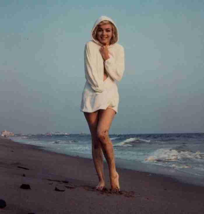Η τελευταία φωτογράφηση της Μέριλιν Μονρόε θα αγγίξει πραγματικά την καρδιά σας