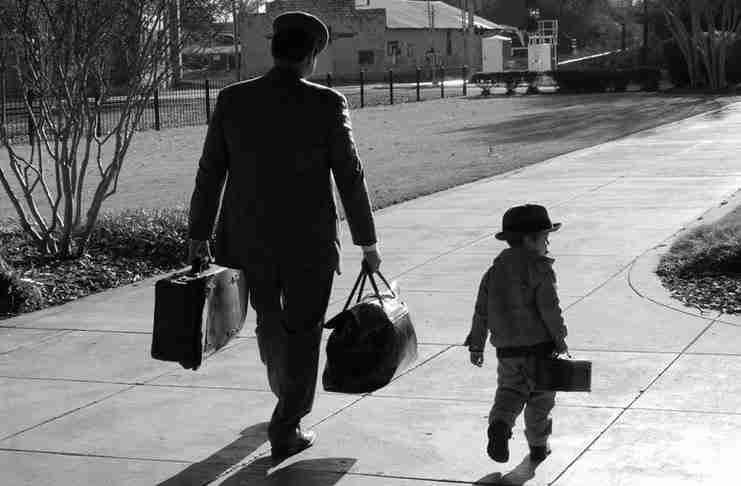 """""""Όταν δεν θα είμαι πια εδώ"""". Η συμβουλή ενός πατέρα στον γιο του, τον ακολούθησε σε όλη του την ζωή."""