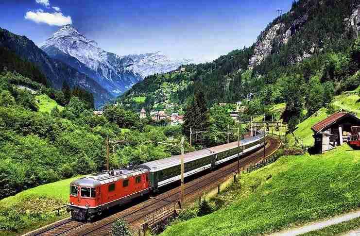Υπερσιβηρικός, ο μεγαλύτερος σιδηρόδρομος του κόσμου!