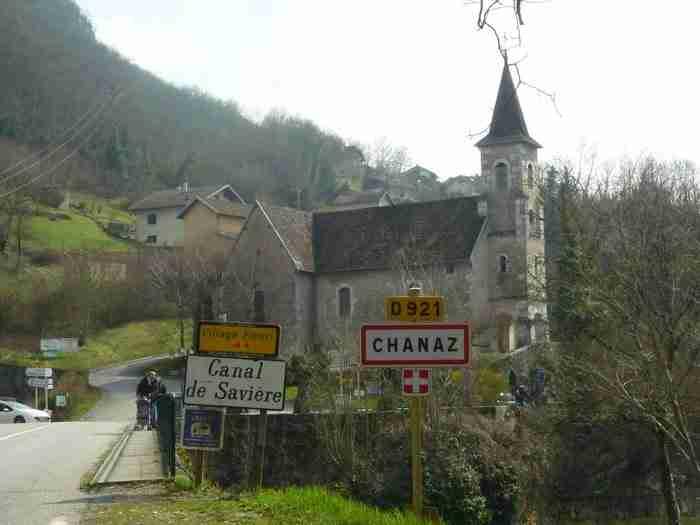 Ο παράδεισος έχει όνομα: Chanaz.. Ένα μαγευτικό χωριό στις γαλλικές Άλπεις!
