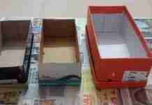 Πήραν άδεια κουτιά παπουτσιών και έφτιαξαν κάτι απίστευτα χρήσιμο για κάθε σπίτι!