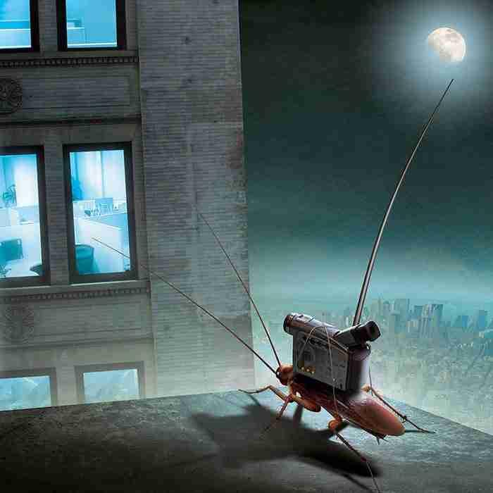 Πολωνός καλλιτέχνης αποκαλύπτει με σκληρό τρόπο τη σκοτεινή πλευρά της σύγχρονης κοινωνίας