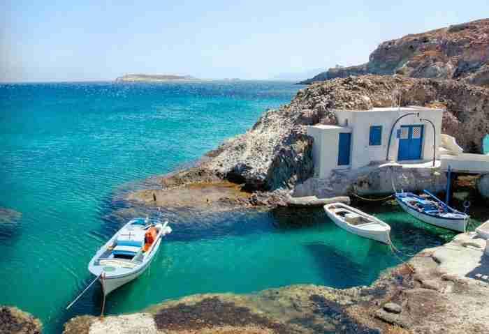 Κίμωλος, ένα νησί σαν ζωγραφιά!