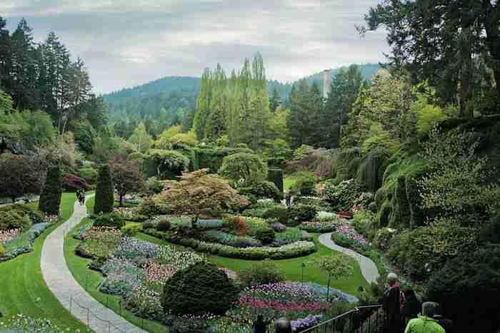 17 από τους ομορφότερους κήπους στον κόσμο! Απλά δείτε το 13!