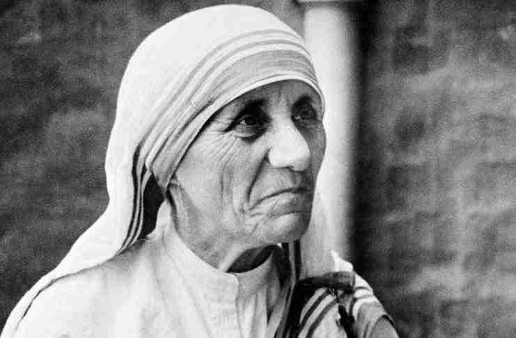 28 συγκινητικά μαργαριτάρια σοφίας από τη Μητέρα Τερέζα