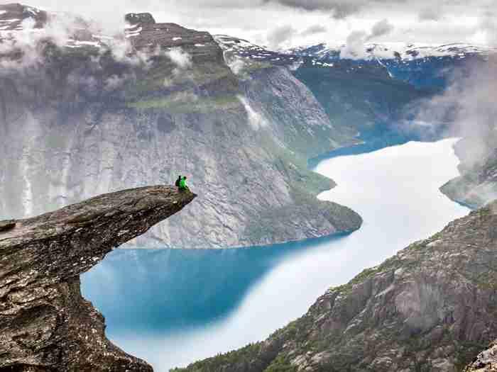 10 απίθανα σημεία του πλανήτη όπου η φύση ξεπέρασε το photoshop!