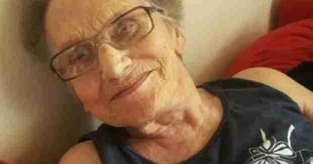 80χρονη γιαγιά ζήτησε από την εγγονή της να την μακιγιάρει. Πλέον οι φωτογραφίες της έχουν γίνει viral στο διαδίκτυο
