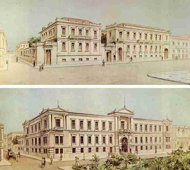 5 από τα ωραιότερα νεοκλασικά κτίρια της Αθήνας και οι ιστορίες τους