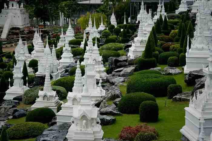 Nong Nooch: Ένας από τους ωραιότερους κήπους στον κόσμο που θυμίζει παραμύθι!