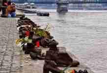 Τα παπούτσια στις όχθες του Δούναβη. Το συγκλονιστικό μνημείο που εξοργίζει τους Ούγγρους νεοναζί ...
