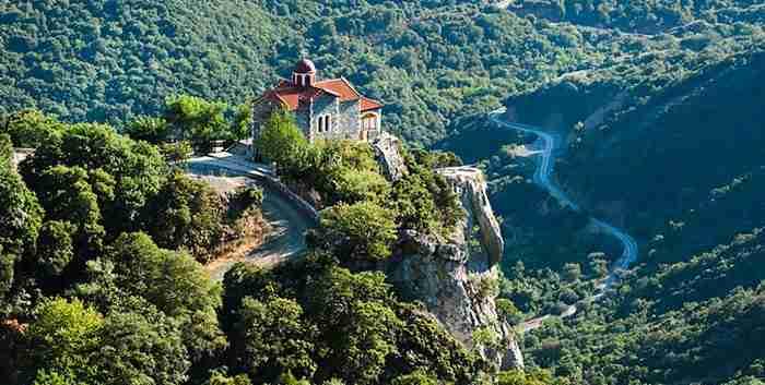 Τα ωραιότερα φαράγγια της Ελλάδας!
