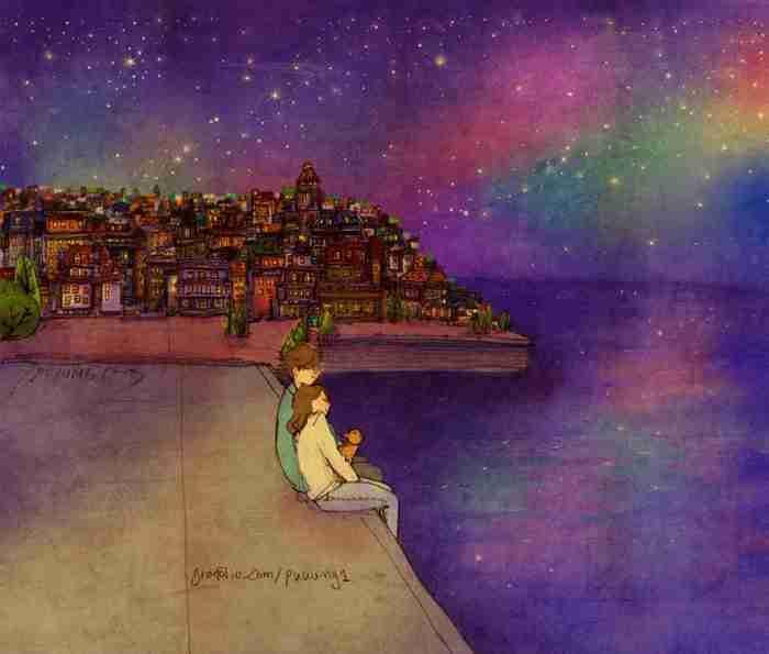Η αγάπη κρύβεται στα μικρά πράγματα: Η Puuung επέστρεψε με ακόμη πιο τρυφερές εικόνες