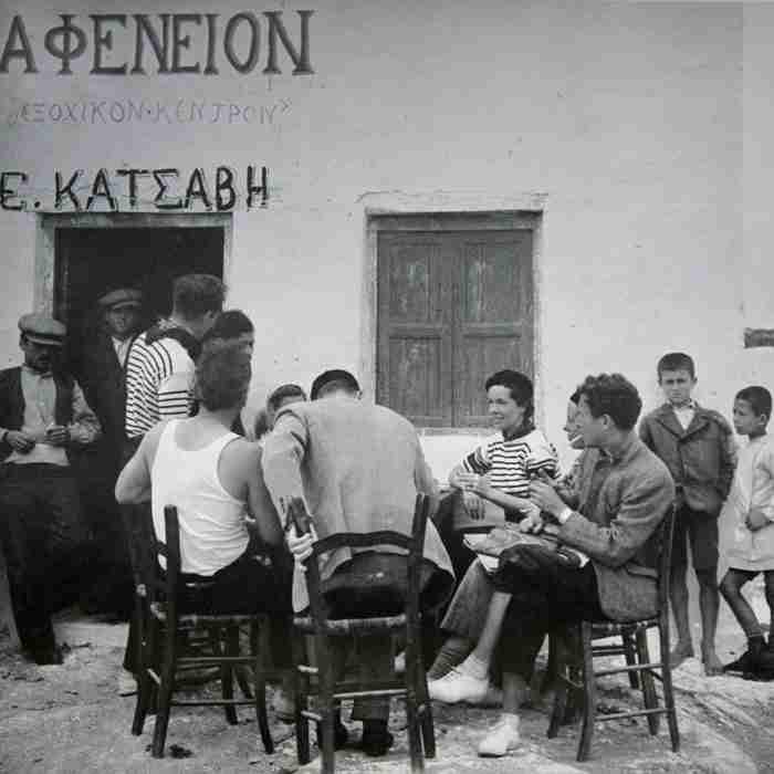 Η θερινή Ελλάδα του '36 μέσα από το φακό ενός «αναγεννησιακού» Αμερικάνου