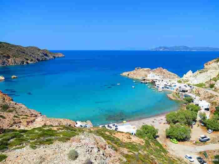 Οι 10 καλύτερες παραλίες της Μήλου!