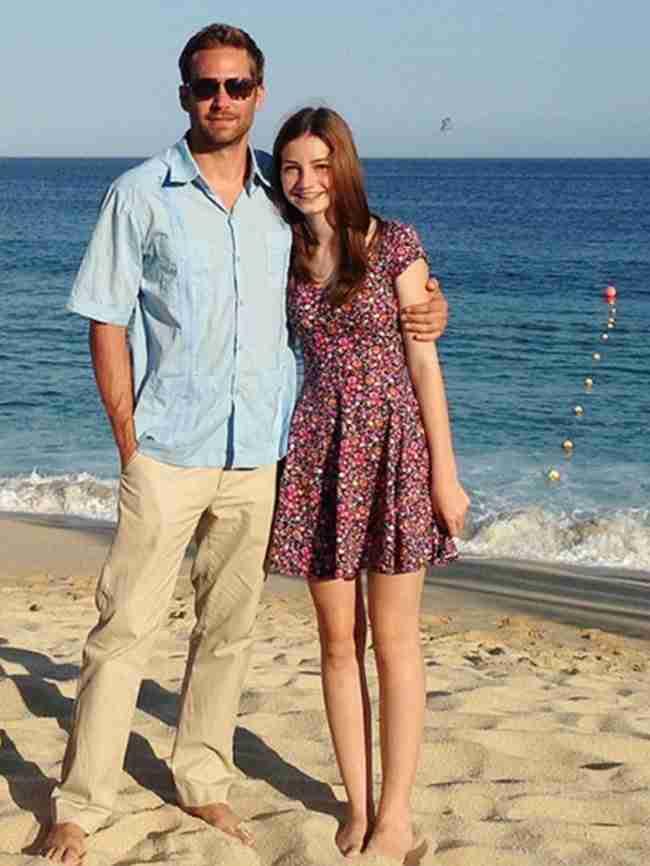 Η κόρη του αδικοχαμένου Πωλ Γουόκερ μεγάλωσε. Αυτό που λέει για τον πατέρα της είναι τόσο συγκινητικό