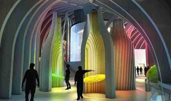 Το μεγαλύτερο μουσείο κρασιού στον κόσμο άνοιξε πριν λίγες μέρες..