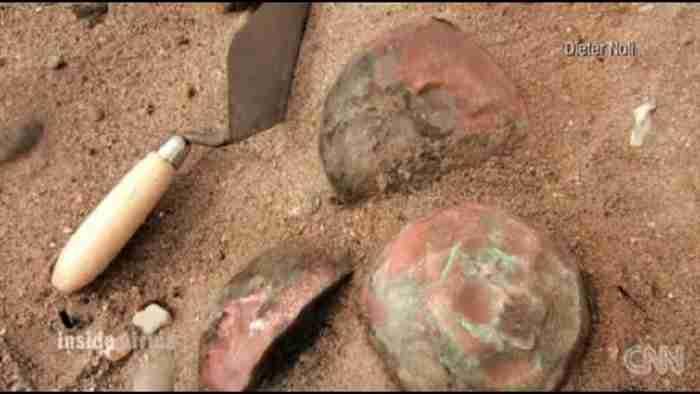 Βρήκαν ναυάγιο στην... έρημο με νομίσματα αξίας 14,5 εκατ. ευρώ!