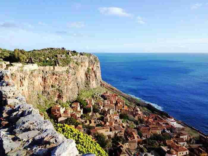 Καλοκαίρι στην όμορφη Λακωνία: Μυστράς, Μάνη, Μονεμβάσια και Ελαφόνησος!