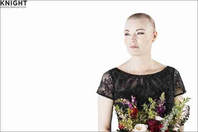 Για να γιορτάσει το τέλος των χημειοθεραπειών της ο σύζυγός της βρήκε τον τρόπο να της χαρίσει 500 τριαντάφυλλα
