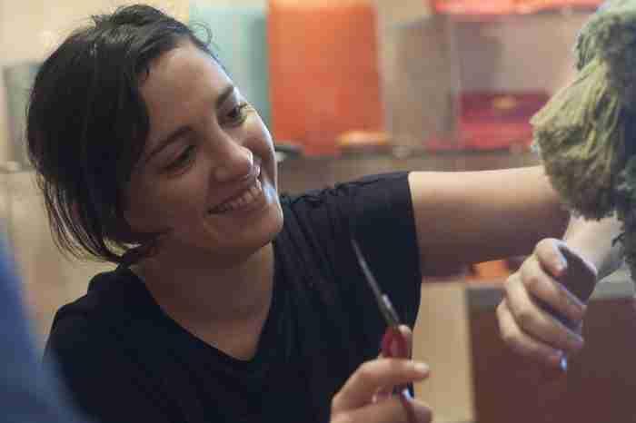 Αλεξάνδρα Κεχαγιόγλου: Η Ελληνίδα που δημιουργεί χαλιά μεταφέροντας ταυτόχρονα ένα σημαντικό μήνυμα!
