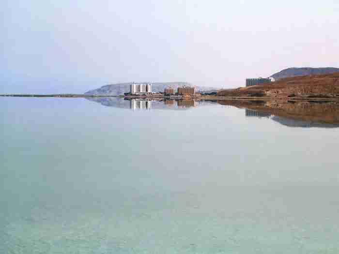 10 πράγματα που δεν γνωρίζετε για τη Νεκρά Θάλασσα