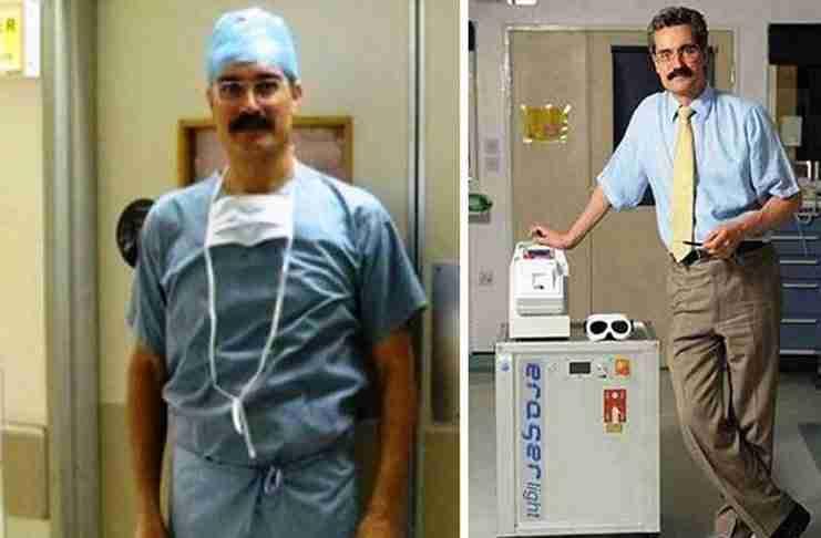 Ο Έλληνας χειρουργός που σκοτώνει τους καρκινικούς όγκους στους πνεύμονες