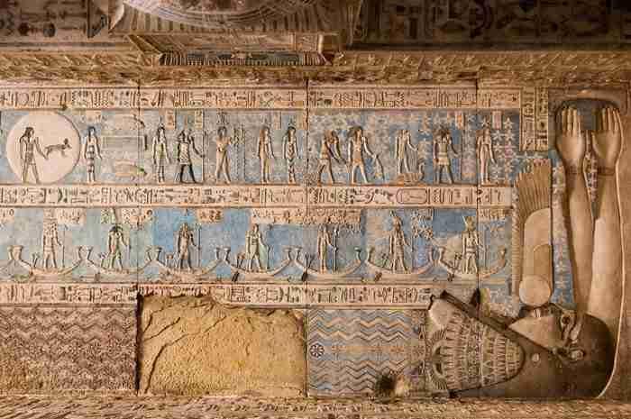 Ανακαλύφθηκε αιγυπτιακός ναός ηλικίας 4.200 ετών σε άριστη κατάσταση!