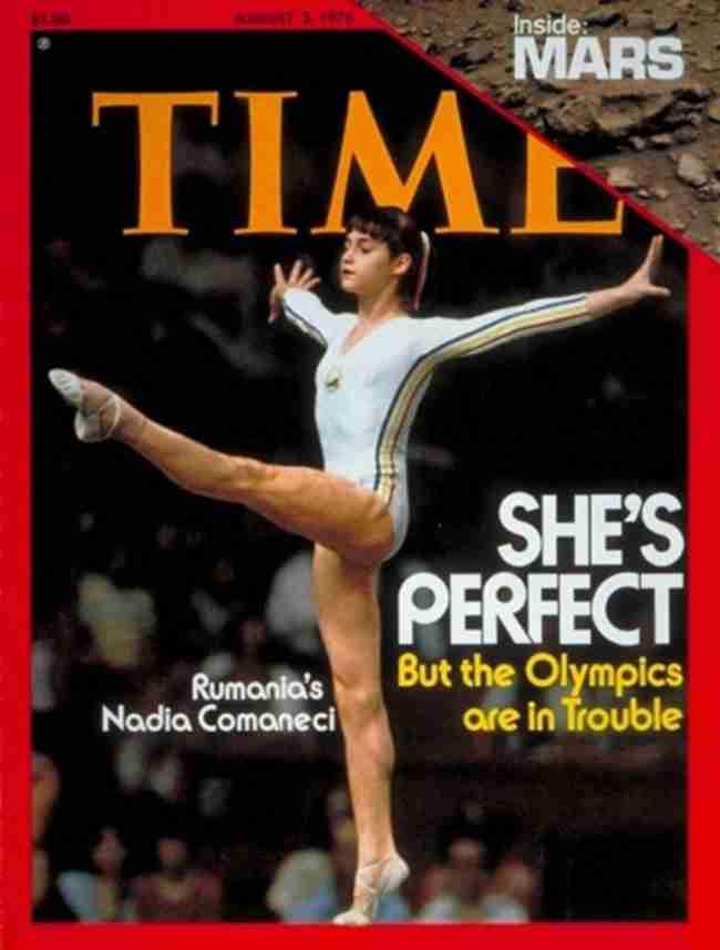 """Το """"τέλειο δεκάρι"""": Σαν σήμερα η Νάντια Κομανέτσι άφηνε άφωνο τον κόσμο"""