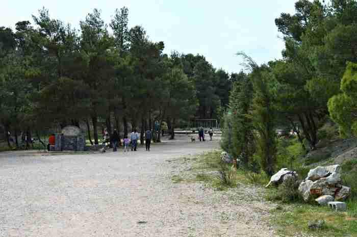 Μια από τις ομορφότερες γωνιές τις Αττικής βρίσκεται μόλις 35 χιλιόμετρα από το Κέντρο της Αθήνας!