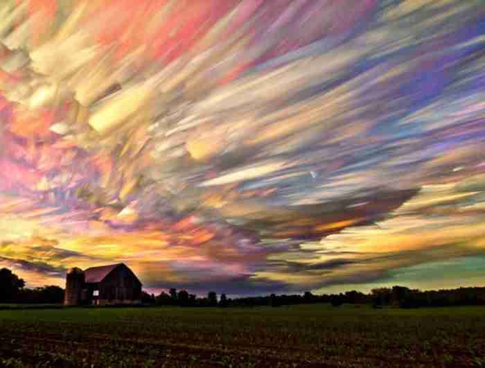 Φωτογράφος δημιουργεί φωτογραφίες που μοιάζουν… με πίνακες ζωγραφικής!