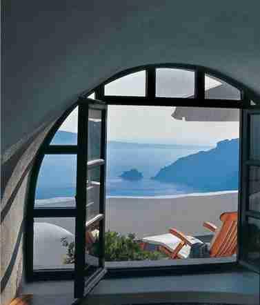 Τα ωραιότερα μπαλκόνια με θέα στο Αιγαίο!