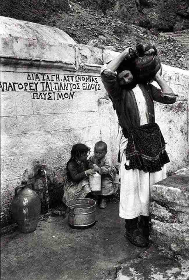 Φωτογραφίες μιας Ελλάδας που δεν υπάρχει πια..