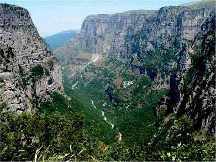 Ποιο είναι το «Γκραντ Κάνιον της Ελλάδας» που μπήκε και στο βιβλίο Γκίνες;