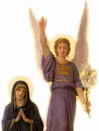 Ο κρίνος της Παναγίας. Ένα σύμβολο αγνότητας μέσα από τα βάθη των αιώνων.