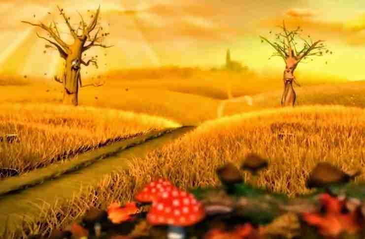 Τα ερωτευμένα δέντρα: Μια υπέροχη ταινία μικρού μήκους που πρέπει να δείτε