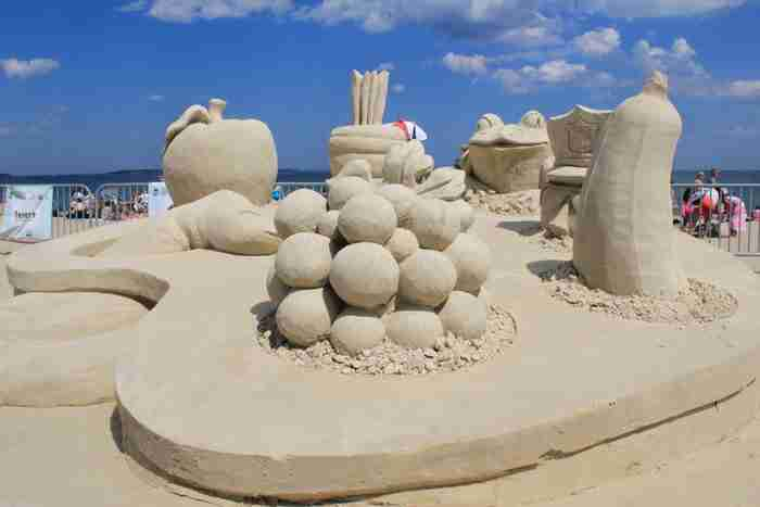 Τα καλύτερα «γλυπτά» από άμμο για το 2016! Το ταλέντο κάποιων ανθρώπων είναι πραγματικά απίστευτο.