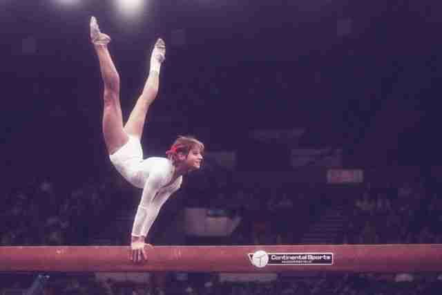 Ολγα Κορμπούτ: Η αθλήτρια που αψηφούσε τους νόμους της φυσικής