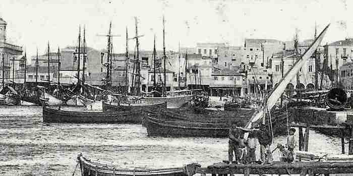 25 απίθανες φωτογραφίες από τον παλιό Πειραιά!