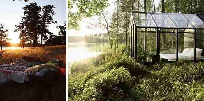 26 ονειρικά μέρη στα οποία όλοι θα θέλαμε να ξυπνήσουμε!