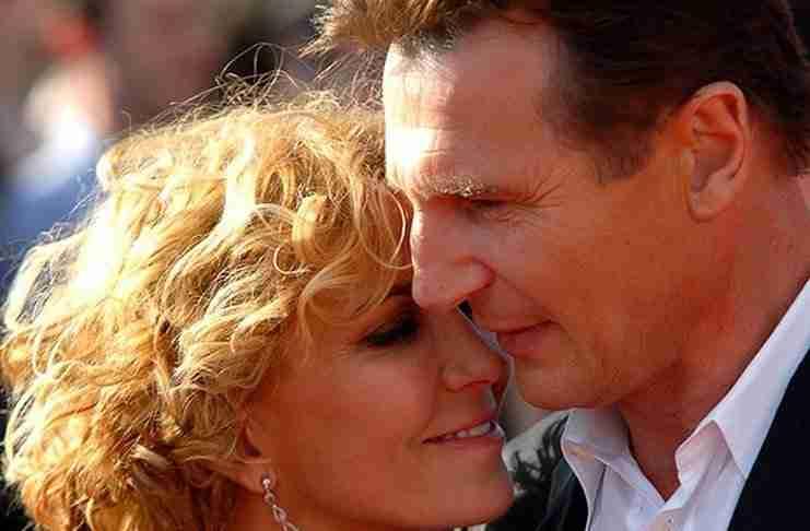 Λίαμ Νίσον: Ο ηθοποιός που κατέρρευσε όταν σκοτώθηκε σε δυστύχημα η σύζυγός του.