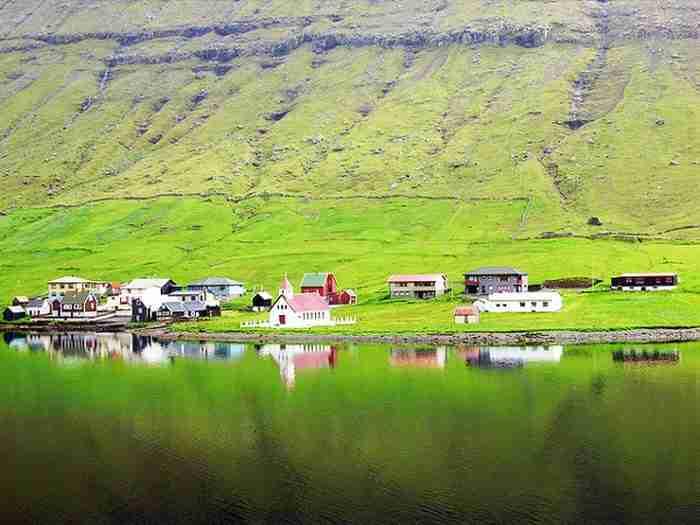 Saksun: Ένα χωριό βγαλμένο από τα ωραιότερα παραμύθια!