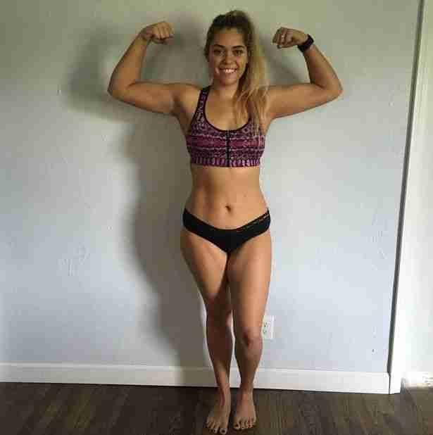Είδε τις φωτογραφίες του αρραβώνα της, ξέσπασε σε κλάματα και.. έχασε 50 κιλά!