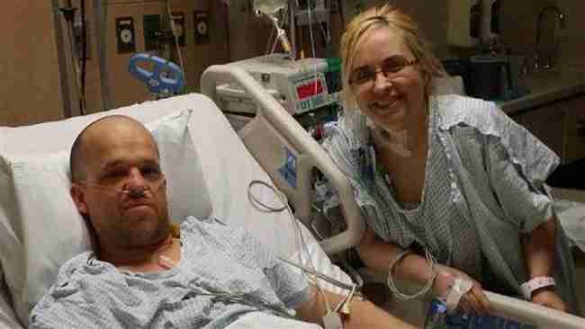 Της δώρισε το συκώτι του και εκείνη του χάρισε μια ολόκληρη ζωή!