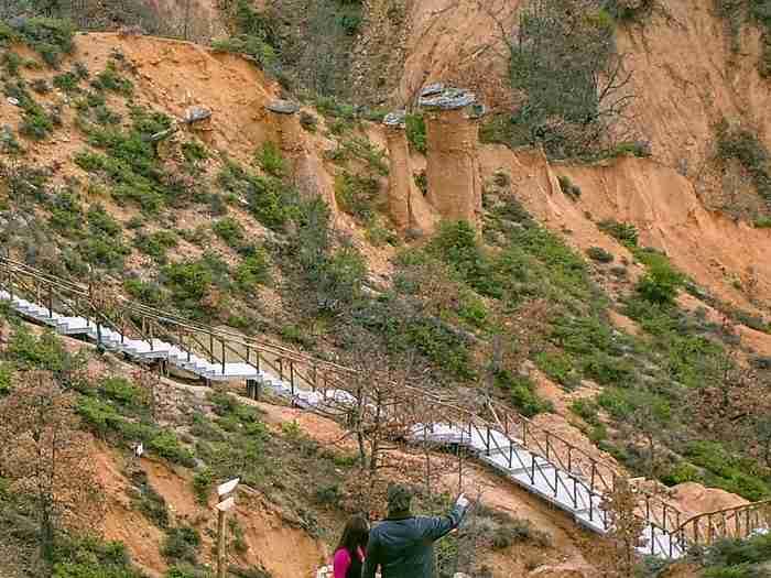 Αυτό που βλέπετε δεν είναι η Καππαδοκία. Όσο απίστευτο και αν ακούγεται βρίσκεται στην Ελλάδα!