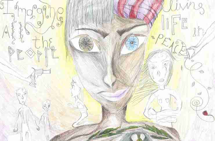 14χρονη από τα Γιαννιτσά κέρδισε το πρώτο βραβείο σε παγκόσμιο διαγωνισμό ζωγραφικής