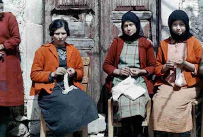 H Ελλάδα του 1920 σε 23 υπέροχες, έγχρωμες φωτογραφίες του National Geographic