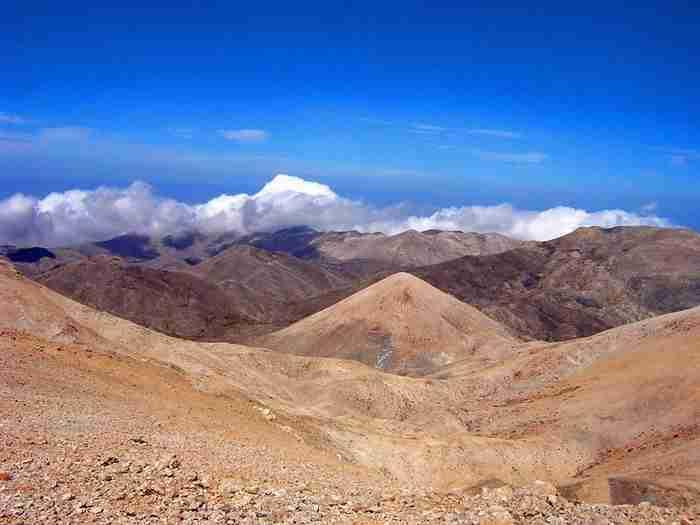 Αποτέλεσμα εικόνας για Η  Έρημος της Ελλάδας που δεν υπάρχει αλλού στο Βόρειο Ημισφαίριο. Ομορφιά αλλόκοτη, απόκοσμη, σχεδόν τρομακτική.