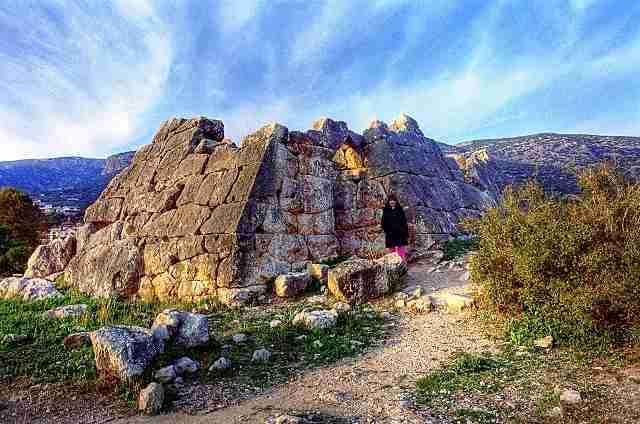 Η Πυραμίδα της.. Ελλάδας. Τα εντυπωσιακό μνημείο που θεωρείται το αρχαιότερο της Ευρώπης!
